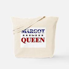 MARGOT for queen Tote Bag