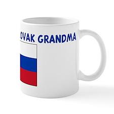 PROUD TO BE A SLOVAK GRANDMA Mug
