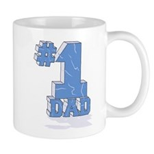 #1 / NUMBER ONE DAD! Mug