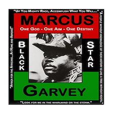 Marcus Garvey Tile Coaster