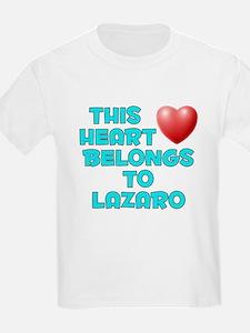 This Heart: Lazaro (E) T-Shirt