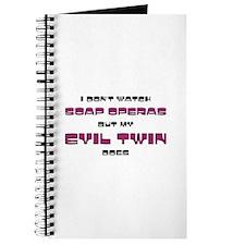 Soap Opera Evil Twin Journal