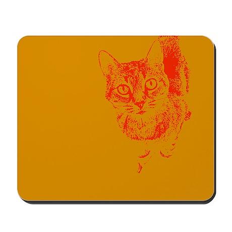 Cat - Mousepad