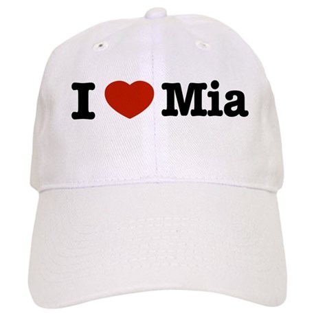 I love Mia Cap