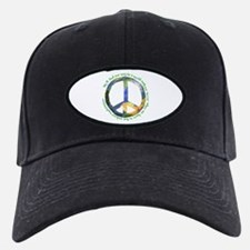 Peace Sign Baseball Hat