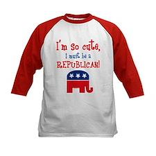 So Cute Republican Tee