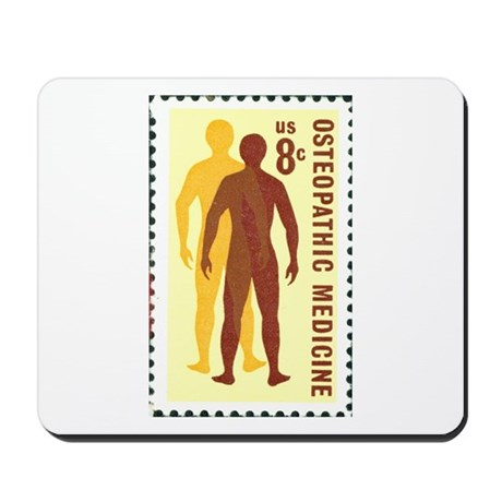 Doctor Stamp Mousepad