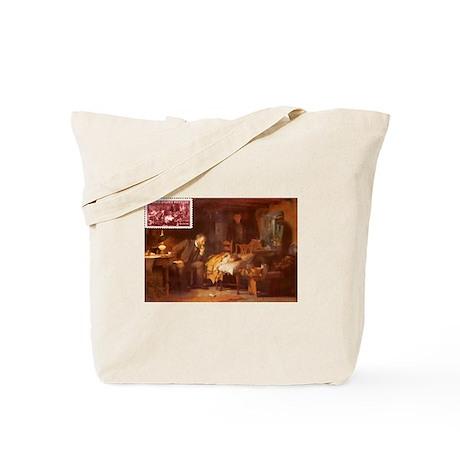 Doctor Stamp Tote Bag