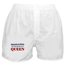 MAGDALENA for queen Boxer Shorts