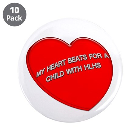 """HLHS 3.5"""" Button (10 pack)"""