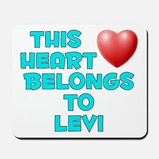 This Heart: Levi (E) Mousepad