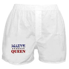 MAEVE for queen Boxer Shorts