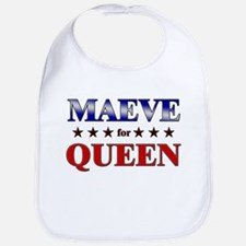 MAEVE for queen Bib