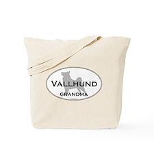 Vallhund Grandma Tote Bag
