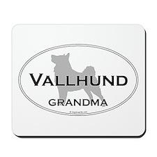 Vallhund Grandma Mousepad