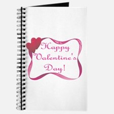 Happy Valentine's Day Journal