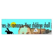 Teddy Roosevelt Panoramic Sticker 3rd of 5