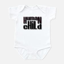 Human Child Infant Bodysuit
