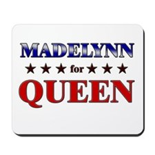 MADELYNN for queen Mousepad