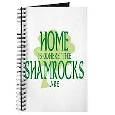 Where the Shamrocks Are Journal