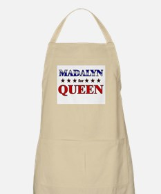MADALYN for queen BBQ Apron