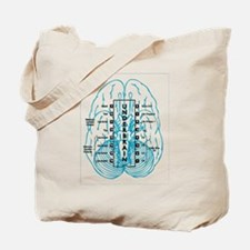 Underbrain - Light Tote Bag