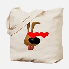 Hearty Pup Tote Bag