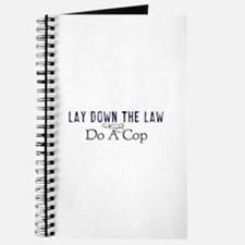 Lay Down The Law Journal