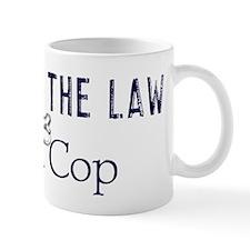 Lay Down The Law Mug