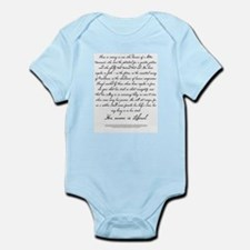 The Liberal Infant Bodysuit