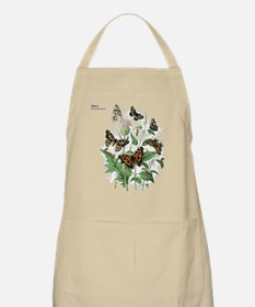 Butterfly 17 BBQ Apron