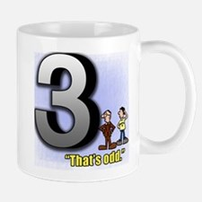 Funny Math Design That's Odd Mug