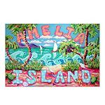 Amelia Island Postcards (Package of 8)