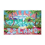 Amelia Island Mini Poster Print