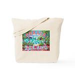 Amelia Island Tote Bag