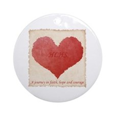 HLHS JOURNEY Ornament (Round)