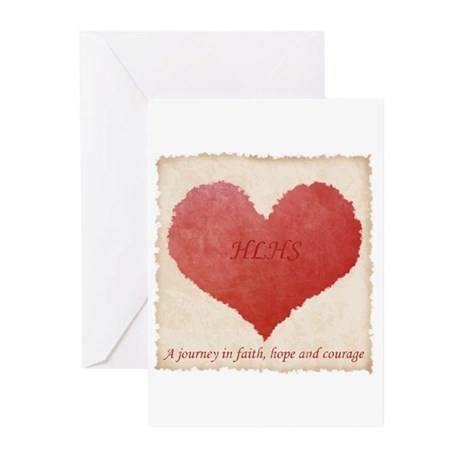 HLHS JOURNEY Greeting Cards (Pk of 20)