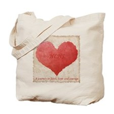 HLHS JOURNEY Tote Bag