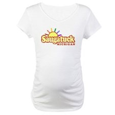 Sunny Gay Saugatuck, Michigan Shirt