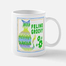 Feline Groovy II Mug
