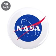 NASA 3.5 Button (10 Pack)