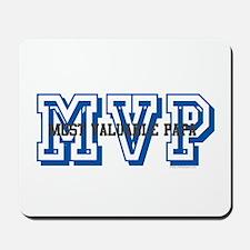 MVP-MOST VALUABLE PAPA Mousepad