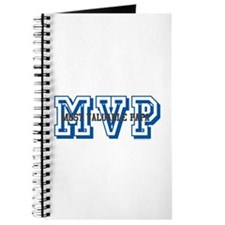 MVP-MOST VALUABLE PAPA Journal