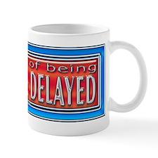 FRISKED & DELAYED Coffee Mug