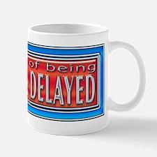 FRISKED & DELAYED Mug