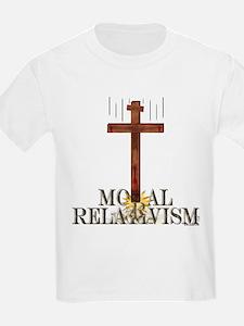 Moral Relativism Kids T-Shirt