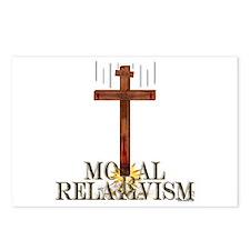 Moral Relativism Postcards (Package of 8)