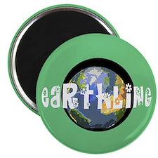 Earthling Magnet