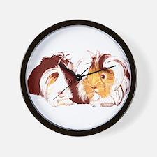 GUINEA PIG ~Precious Moment~ LilyKo.com Wall Clock