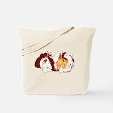GUINEA PIG ~Precious Moment~ LilyKo.com Tote Bag